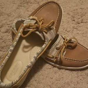 Sperry top slider